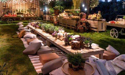 Πώς θα διακοσμήσεις τον κήπο για το καλοκαιρινό σου πάρτυ!