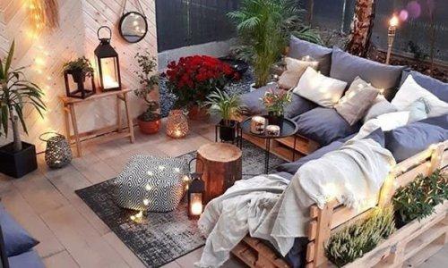 Ανανέωσε τη βεράντα ή τον κήπο… χωρίς να σπάσεις τον κουμπαρά σου!
