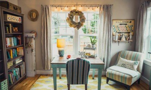 4 βήματα για να δημιουργήσεις τον απόλυτο χώρο εργασίας στο σπίτι