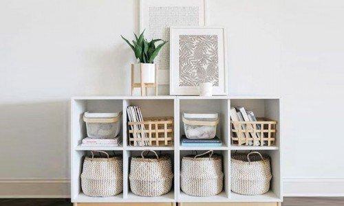 Πώς θα έχεις ένα σπίτι τακτοποιημένο χωρίς να βάλεις τίποτα στις ντουλάπες!