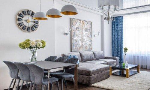 8 χρυσοί κανόνες για να βρεις τα τέλεια έπιπλα για το σαλόνι