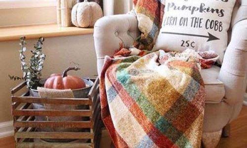 3+1 ιδέες για μια φθινοπωρινή και cozy διακόσμηση!