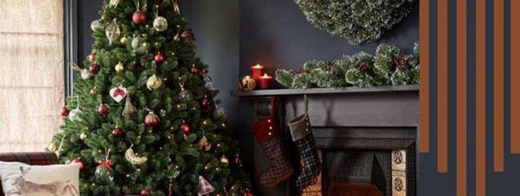 Πως να επιλέξετε το κατάλληλο Χριστουγεννιάτικο δέντρο για το χώρο σας!