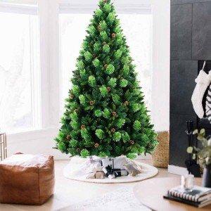 Echo Kamp Χριστουγεννιάτικο δέντρο mix needle με κουκουνάρια 240εκ