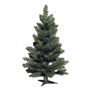 Mini Χριστουγεννιάτικο δεντράκι Avon Small σε πράσινο χρώμα με 72 κλαδιά ύψους  75 εκ