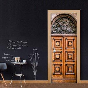 Φωτοταπετσαρία πόρτας - Antique Doors 70X210 εκ