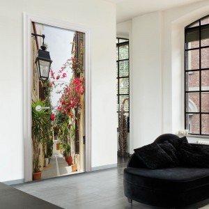 Φωτοταπετσαρία πόρτας - Charming Avenue 70X210 εκ