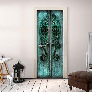 Φωτοταπετσαρία πόρτας - Emerald Gates 70X210 εκ