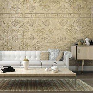 Φωτοταπετσαρία - Faded baroque wallpaper