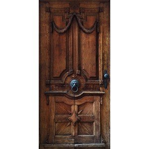 Φωτοταπετσαρία πόρτας - Luxury Door 70X210 εκ