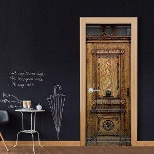 Φωτοταπετσαρία πόρτας - Medieval Entrance 70X210 εκ