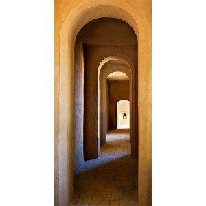 Φωτοταπετσαρία πόρτας - Old Monastery 70X210 εκ
