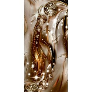 Φωτοταπετσαρία πόρτας - Photo wallpaper – Abstraction I 70X210 εκ