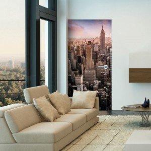 Φωτοταπετσαρία πόρτας - Photo wallpaper – New York I 70X210 εκ