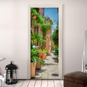 Φωτοταπετσαρία πόρτας - Summer Walk 70X210 εκ