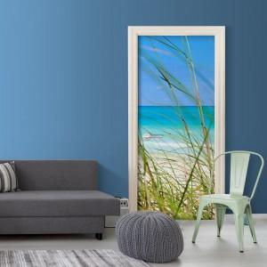 Φωτοταπετσαρία πόρτας - Summer Wind 70X210 εκ