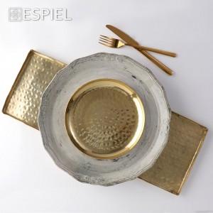 Fortune μαχαίρι φαγητού σε χρυσό χρώμα σετ των δώδεκα τεμαχίων 23 εκ
