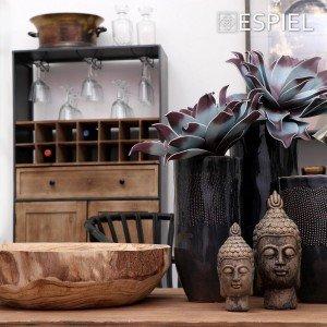 Έπιπλο κάβα ξύλινο 70x30x154 εκ