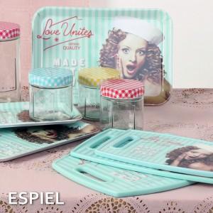 Runner τραπεζιού vinyl σε ροζ χρώμα με σχέδιο δαντέλας 180x50 εκ
