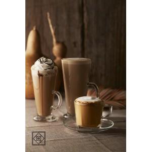 Colombian γυάλινη κούπα καφέ σετ των έξι τεμαχίων 8x16 εκ