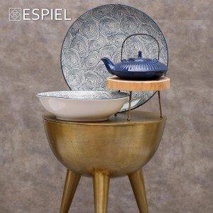 Ritual τσαγιέρα με σίτα σε μπλε χρώμα 21x18x8 εκ