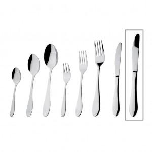 Prime μαχαίρι φαγητού ανοξείδωτο σετ των δώδεκα τεμαχίων 23 εκ