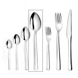 Sirius κουτάλι φαγητού mirror σετ των δώδεκα τεμαχίων 20 εκ