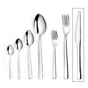 Sirius μαχαίρι φαγητού mirror σετ των δώδεκα τεμαχίων 21 εκ
