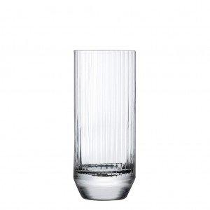 Big top ποτήρια ποτού από κρυσταλλίνη σετ των έξι τεμαχίων 6x15 εκ