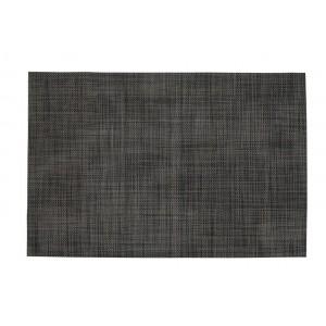 Minimal σουπλά σε καφέ σκούρο χρώμα σετ των έξι τεμαχίων 45x30 εκ