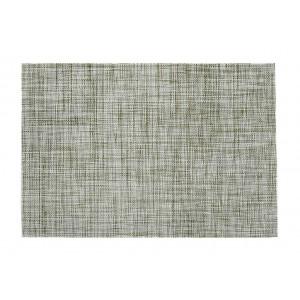 Minimal σουπλά σε πράσινο χρώμα σετ των έξι τεμαχίων 45x30 εκ