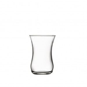 Kandilli γυάλινα ποτήρια για τσάι σετ των έξι τεμαχίων 4x8 εκ