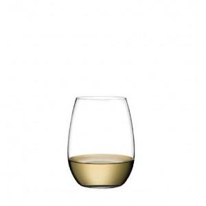 Amber white γυάλινο ποτήρι λευκού κρασιού σετ των έξι τεμαχίων 8x10 εκ
