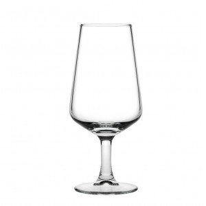 Allegra γυάλινο ποτήρι μπύρας σετ των δώδεκα τεμαχίων 8x17 εκ