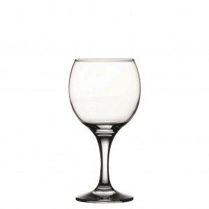 Bistro γυάλινο ποτήρι νερού σετ των έξι 290 ml