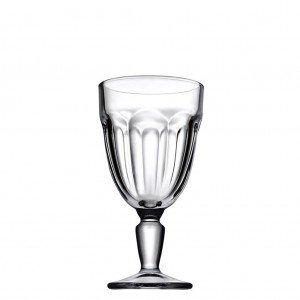 Casablanca γυάλινο ποτήρι νερού σετ των δώδεκα τεμαχίων 9x17 εκ