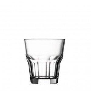 Casablanca γυάλινο ποτήρι για ουίσκι σετ των δώδεκα τεμαχίων 9 εκ