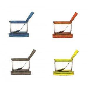 Ζαχαριέρα Zest σε τέσσερα χρώματα 8x6 εκ