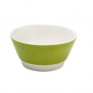 Σαλατιέρα σε πράσινο χρώμα 23εκ