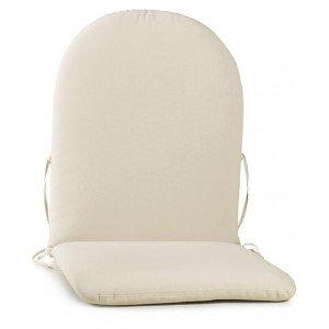 Αδιάβροχο μαξιλάρι για μεταλλικές πολυθρόνες 106x49x6 εκ