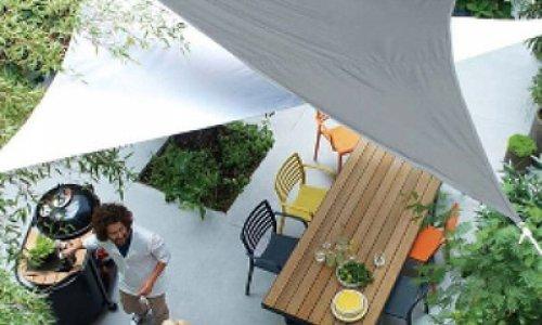Ιδανικές λύσεις για τη σκίαση του κήπου ή της βεράντας σου!