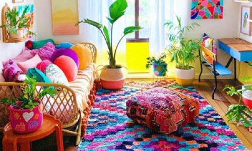 4 Βήματα για μία ανοιξιάτικη διακόσμηση στο σπίτι