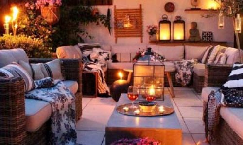 Μένουμε σπίτι και διακοσμούμε τον κήπο και την βεράντα με στυλ!