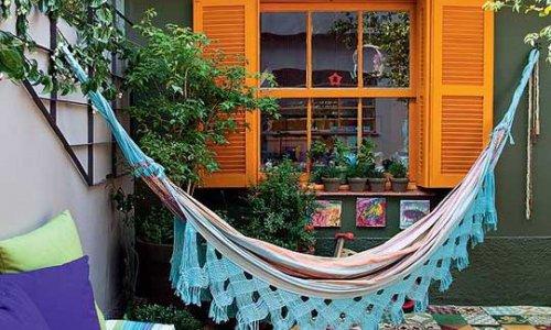 Έξυπνες λύσεις για να δημιουργήσεις έναν υπαίθριο παράδεισο στο σπίτι!