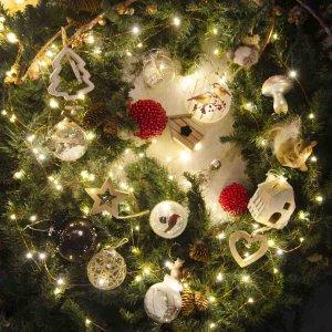 Η Συμμορία του Δάσους ολοκληρωμένος στολισμός Χριστουγεννιάτικου δέντρου 100 τεμαχίων