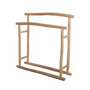 Κρεμάστρα Tila Hanger από ξύλο teak  90x25x91 εκ