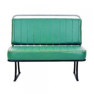 Bus Seat industrial μεταλλικός διθέσιος καναπές