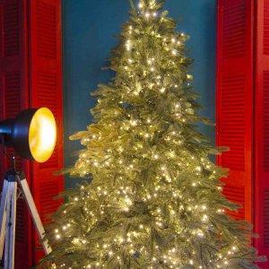 Royal Alpine Prelight Χριστουγεννιάτικο δέντρο με 400 led