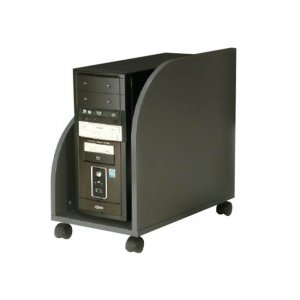 Βάση ηλεκτρονικού υπολογιστή σε σκούρο γκρι χρώ