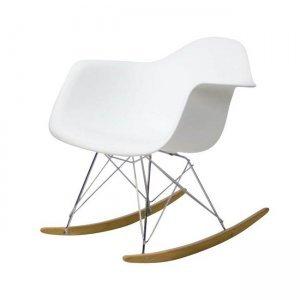 Alea rocky πολυθρόνα pp λευκό